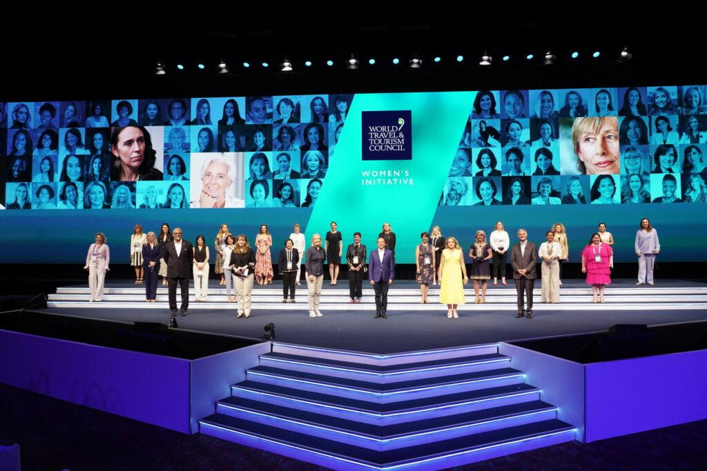 Empoderar a las mujeres, la declaratoria que cierra la cumbre del WTTC