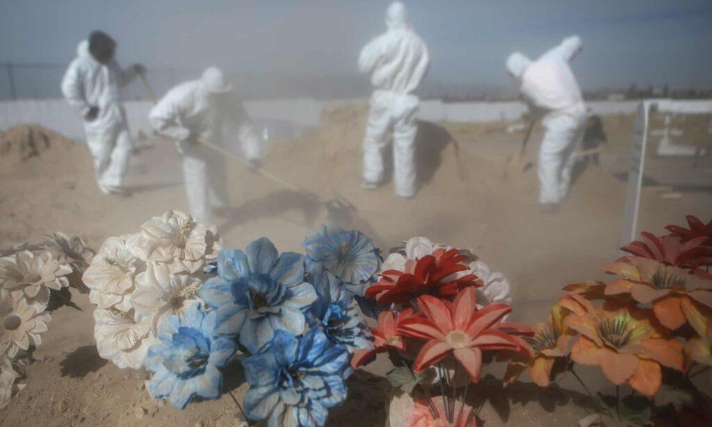 Una tragedia mexicana: la lacerante crisis del Covid en familias y cifras
