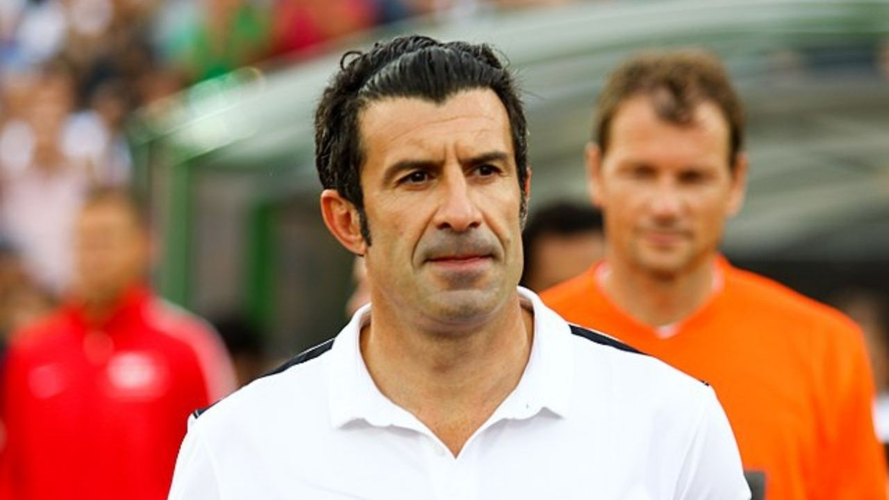 Superliga europea Figo