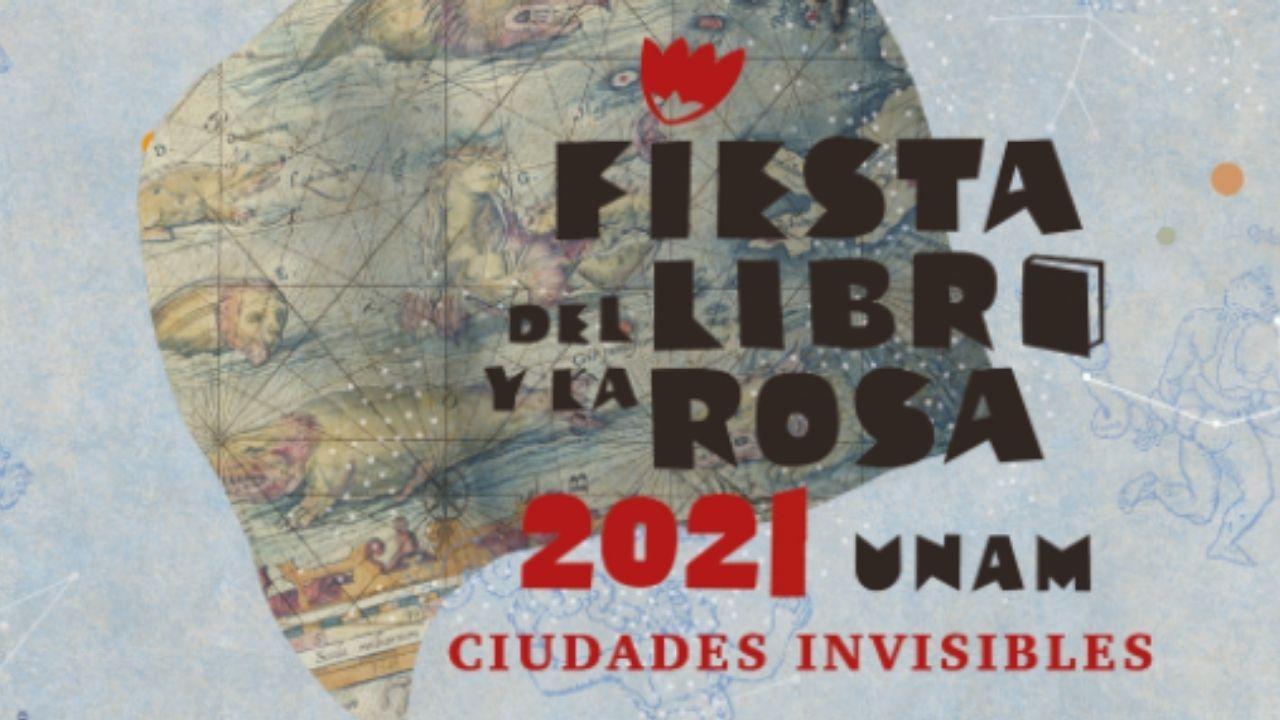 Fiesta del Libro y la Rosa UNAM