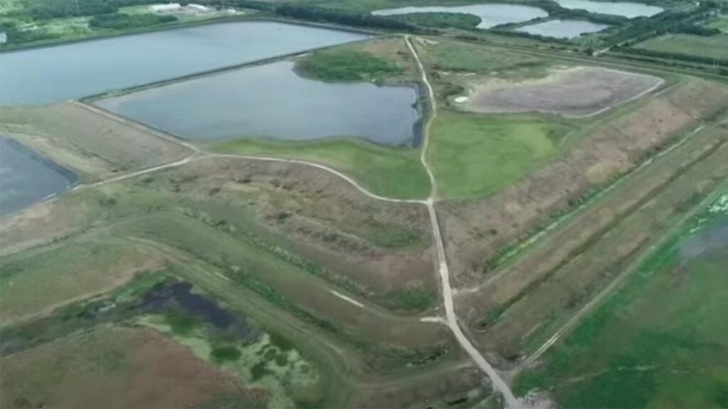 Florida enfrenta 'inminente' catástrofe de contaminación por una mina de fosfato