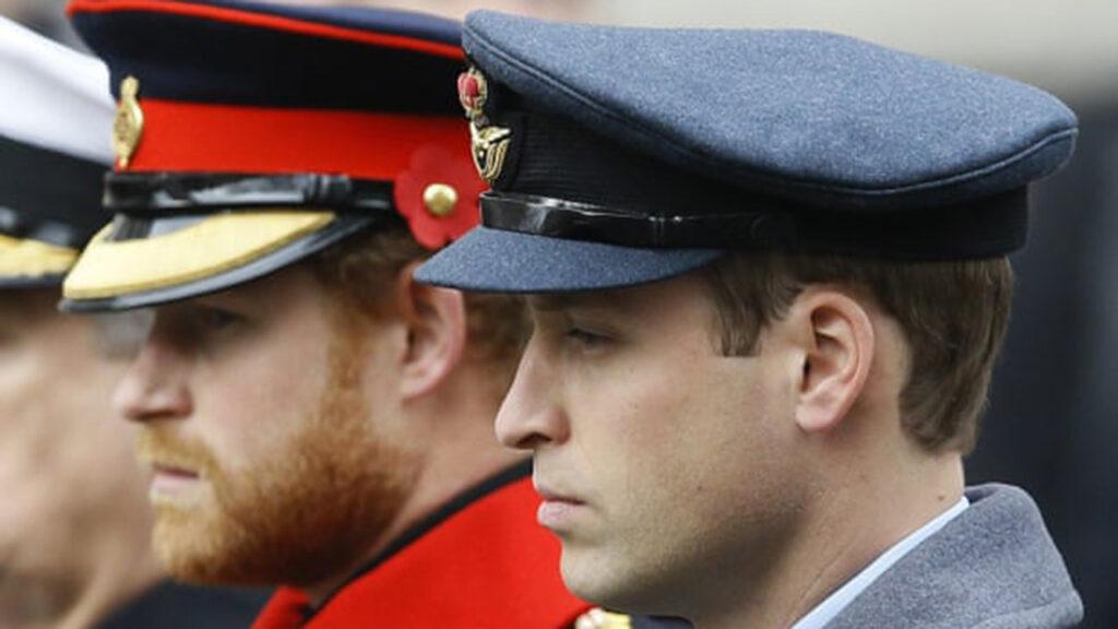 En el funeral de Felipe, todos los ojos estarán sobre Guillermo, Harry y la Reina