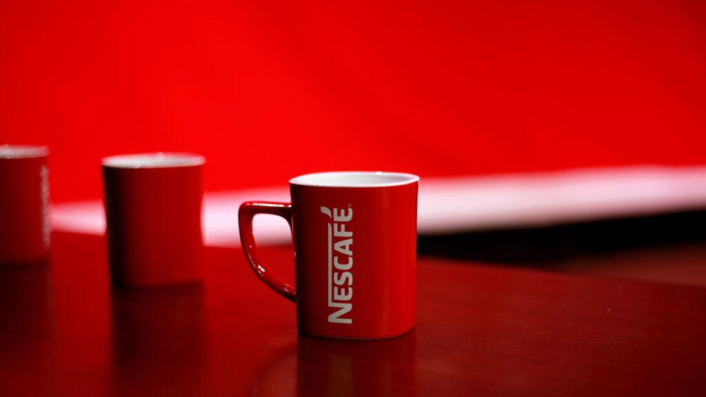 El trabajo en casa fomenta el aumento en ventas de café Nestlé