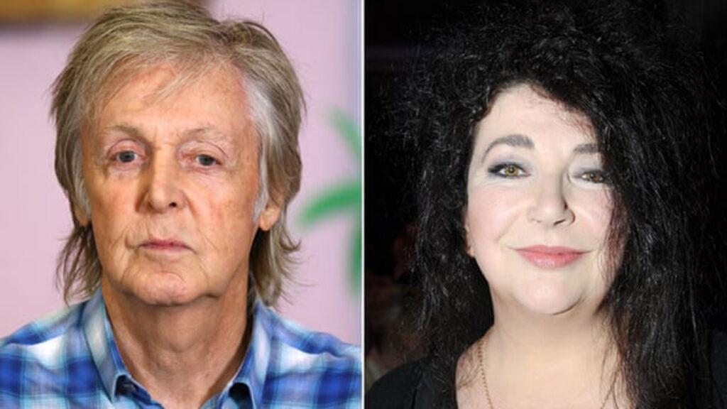 Paul McCartney y Kate Bush encabezan llamado para cambiar los pagos por streaming
