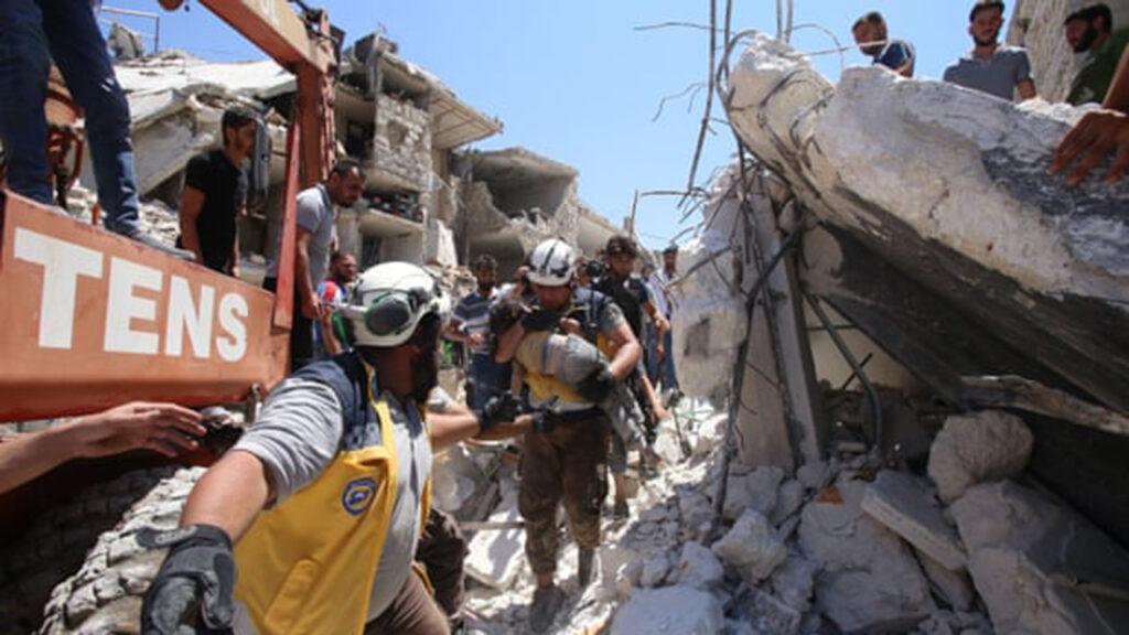 El profesor británico, el espía ruso y el ataque encubierto por la desinformación sobre Siria