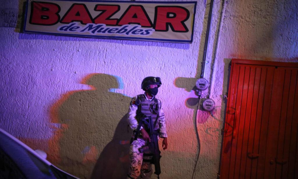 'Una atmósfera de terror': el sangriento ascenso del mayor cartel de México