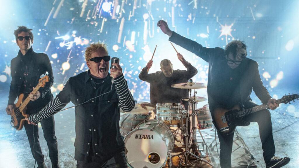 The Offspring, los punks de platino: 'Éramos inadaptados entre los inadaptados'