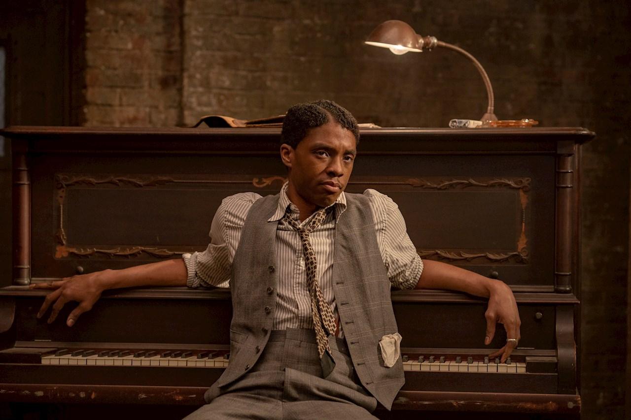 Chadwick Boseman Oscar 2021