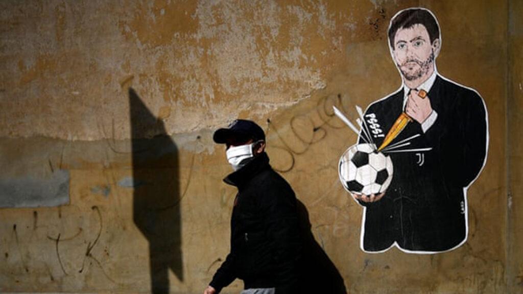 La Superliga Europea es la metáfora perfecta para el capitalismo global