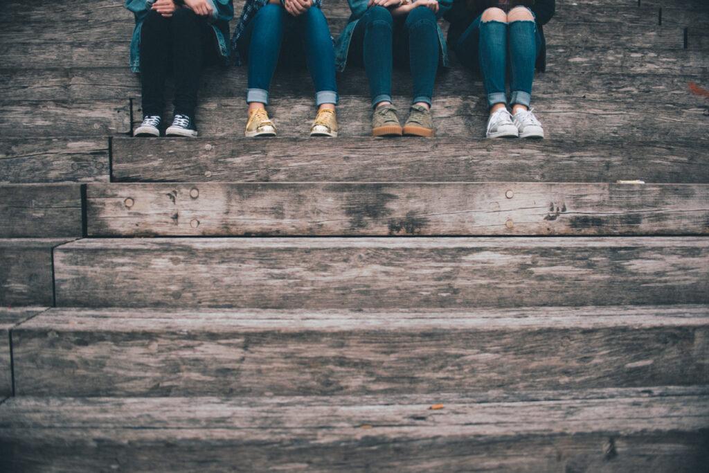 Son las adolescentes las que merecen elogios por hablar sobre abuso sexual