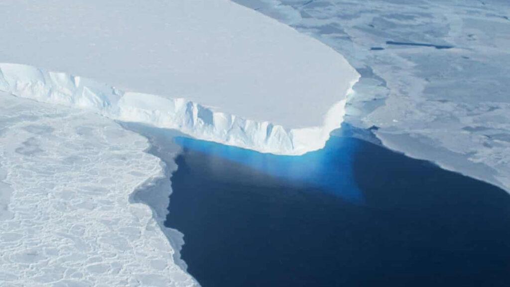 El 'glaciar del fin del mundo' puede estar derritiéndose más rápido de lo que se pensaba