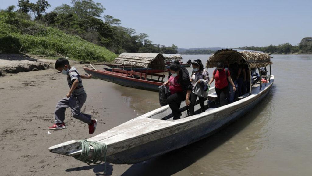 Política de México en la frontera sur no desanima a los migrantes que quieren llegar a EU