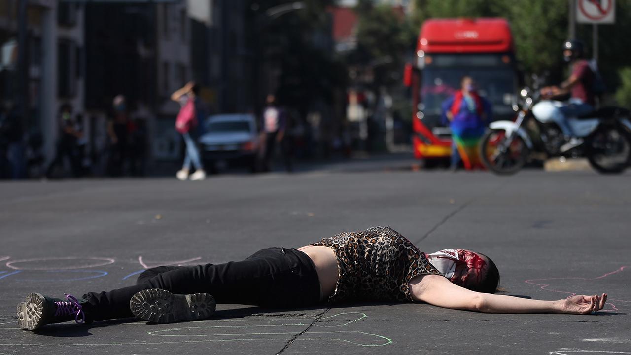 Trans mexicanas exigen justicia por compañera asesinada en 2016