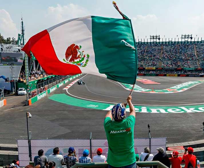 El Gran Premio de México sigue en pie, aunque no hay fecha para la desinstalación del centro Covid-19 en el autódromo