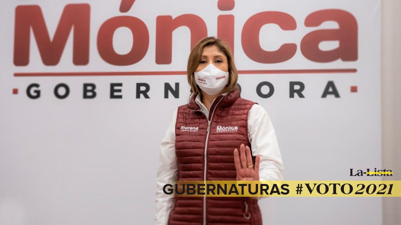Mónica Rangel SLP candidata