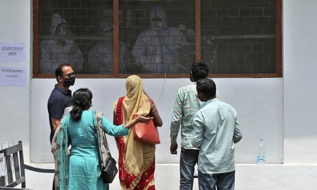 El poema que canaliza la ira de India por la pandemia