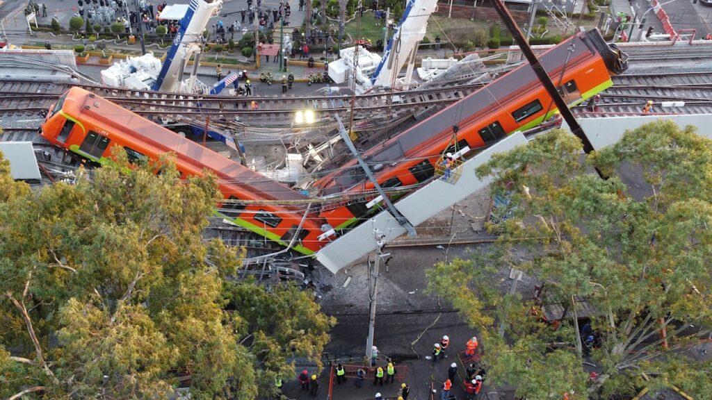Fallas estructurales provocaron el colapso de la Línea 12, revela peritaje preliminar