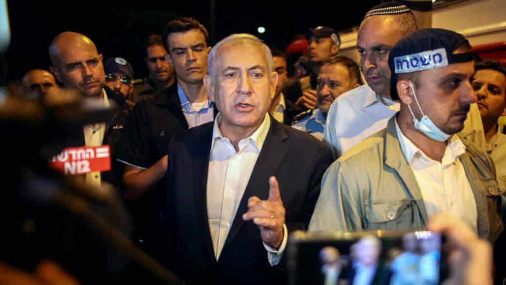 La violencia y el caos son un refugio para Benjamin Netanyahu