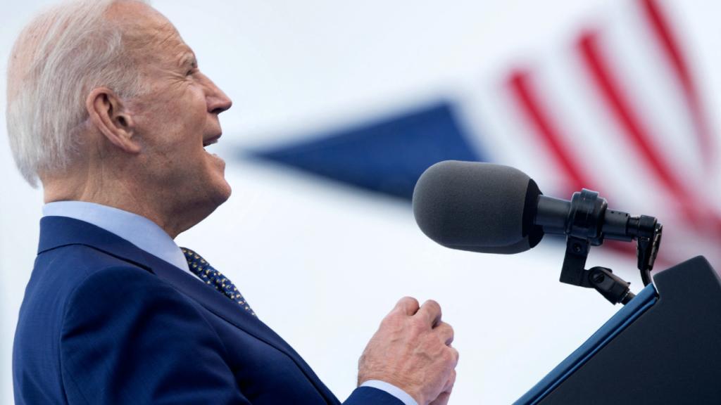 Joe Biden: 100 días después