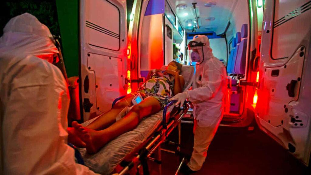 'Tragedia de muertes maternas': Crece la preocupación Covid por embarazadas en Brasil