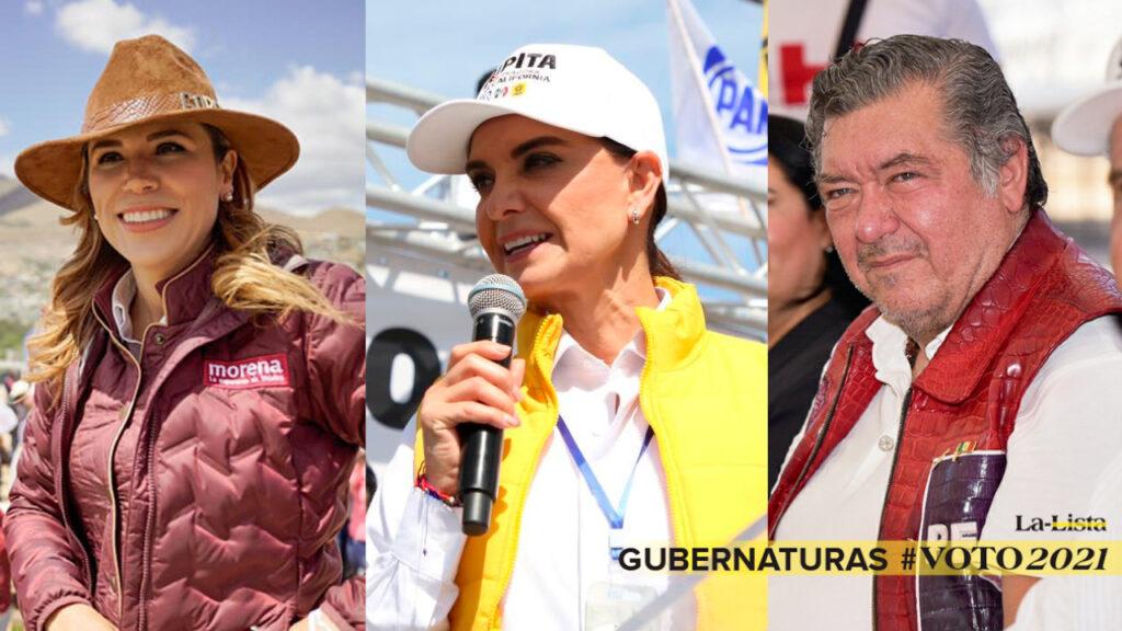 Elecciones 2021: Seguridad, reactivación y protección a mujeres, las propuestas de los candidatos en Baja California