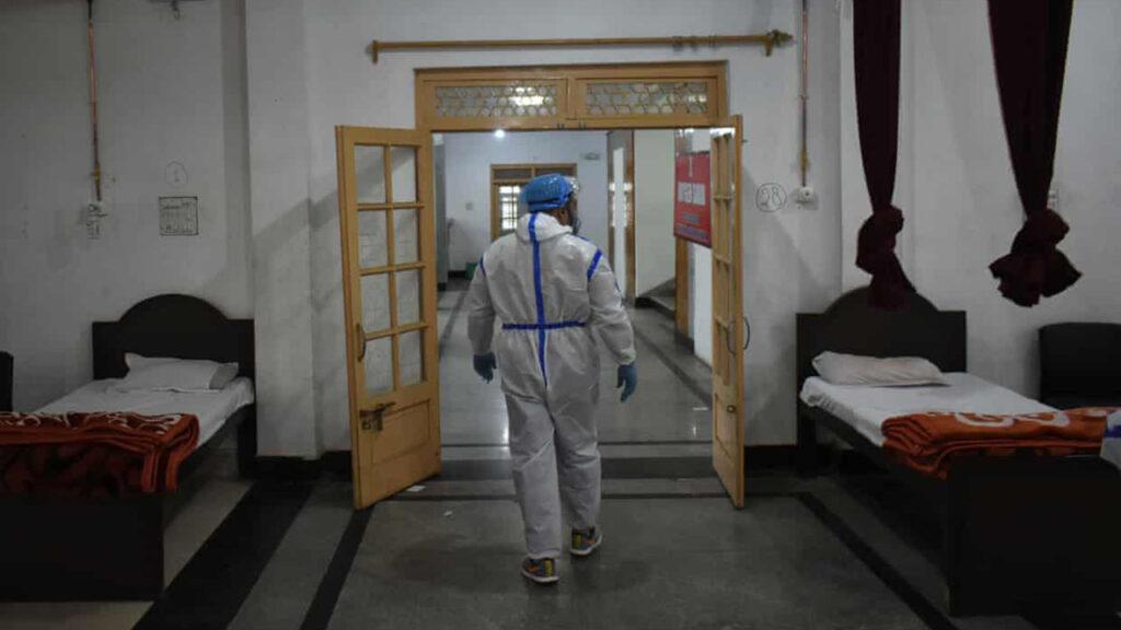¿Qué es el 'hongo negro' mortal que se ve en los pacientes de Covid en India?