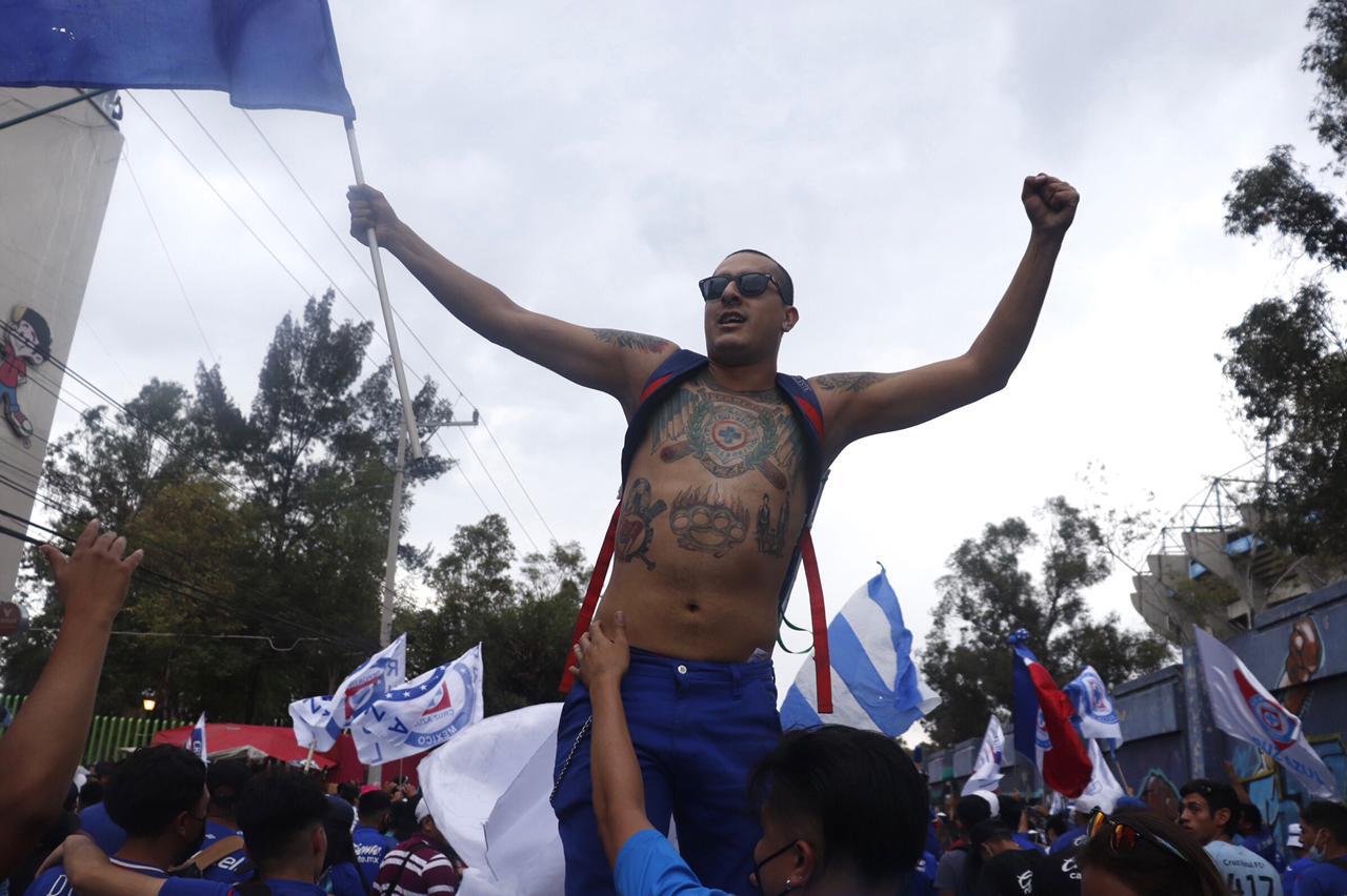 club de futbol Cruz Azul