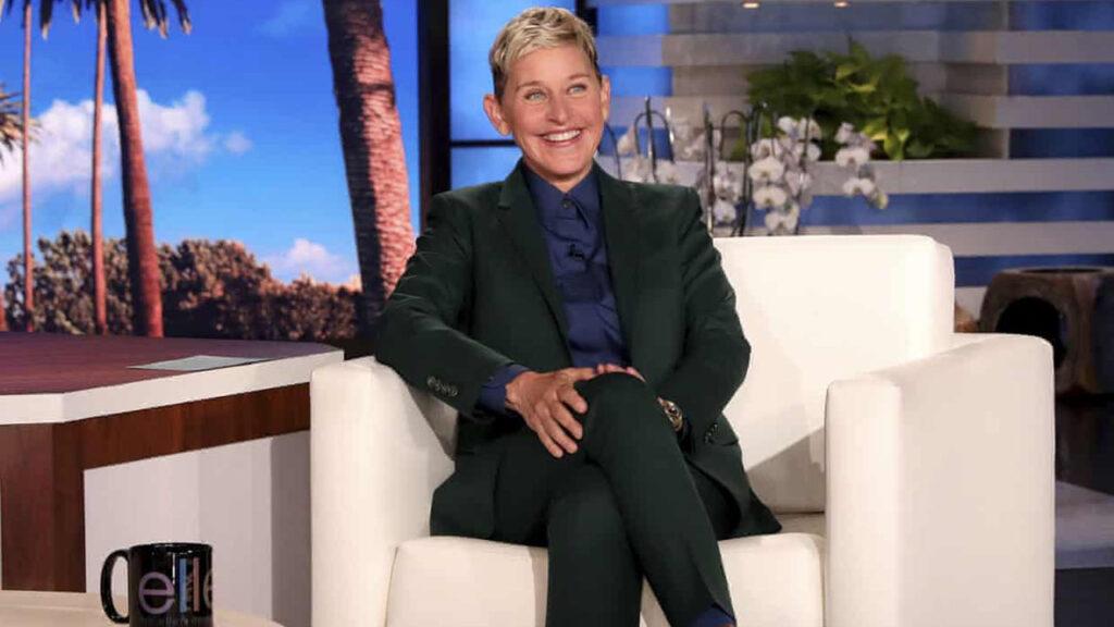 Ellen DeGeneres: Las acusaciones de toxicidad en mi lugar de trabajo son 'misóginas'