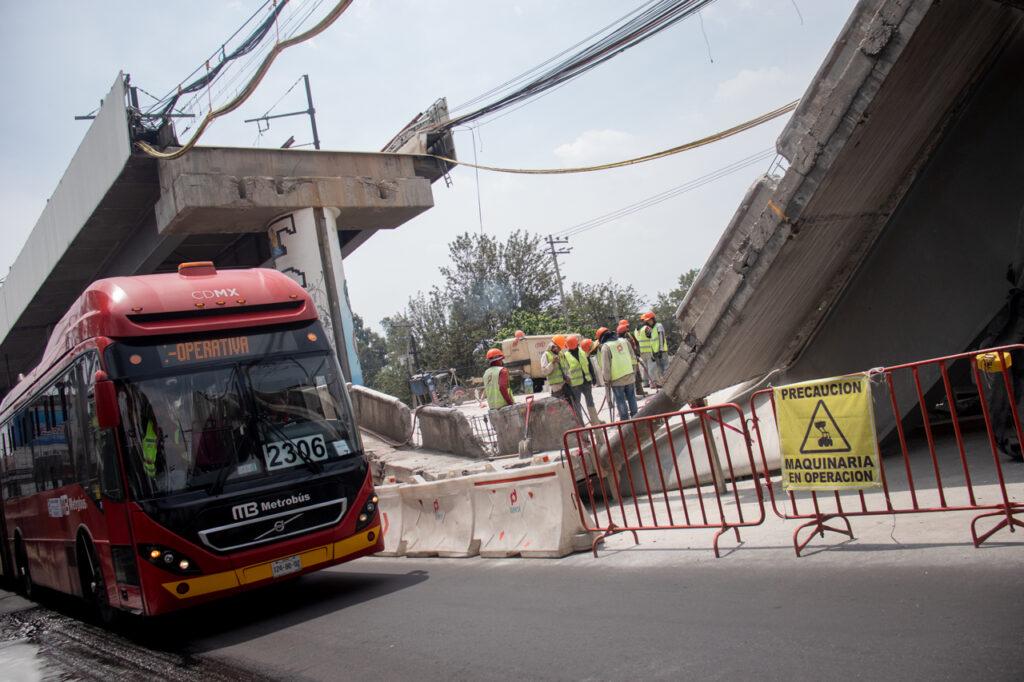Fotogalería: 20 metrobuses entran al relevo de la Línea 12 del Metro