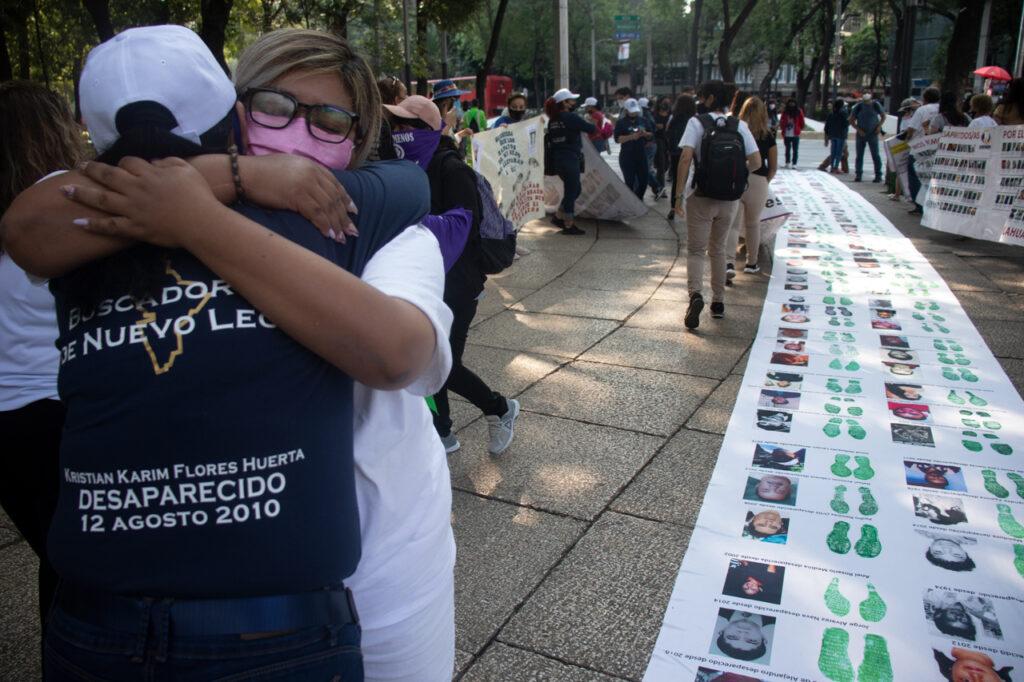La-Lista de qué ha pasado con las desapariciones de personas en el gobierno de AMLO