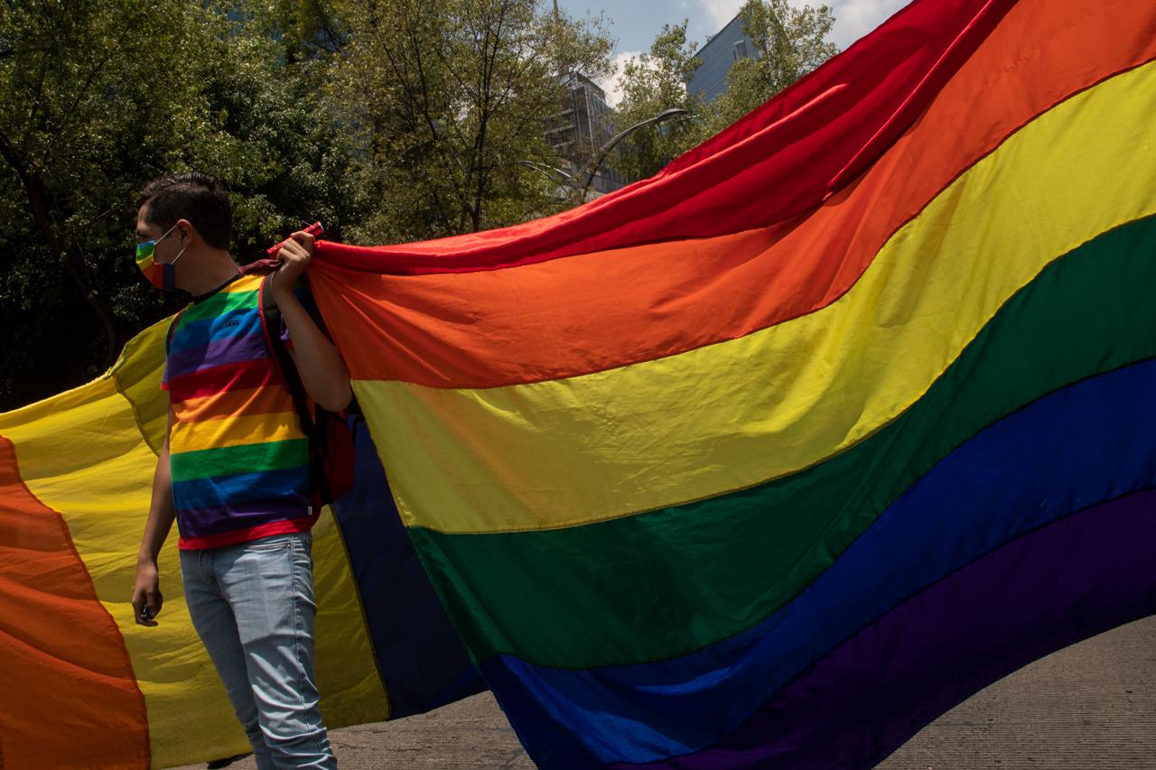 día internacional contra la homofobia cdmx marcha