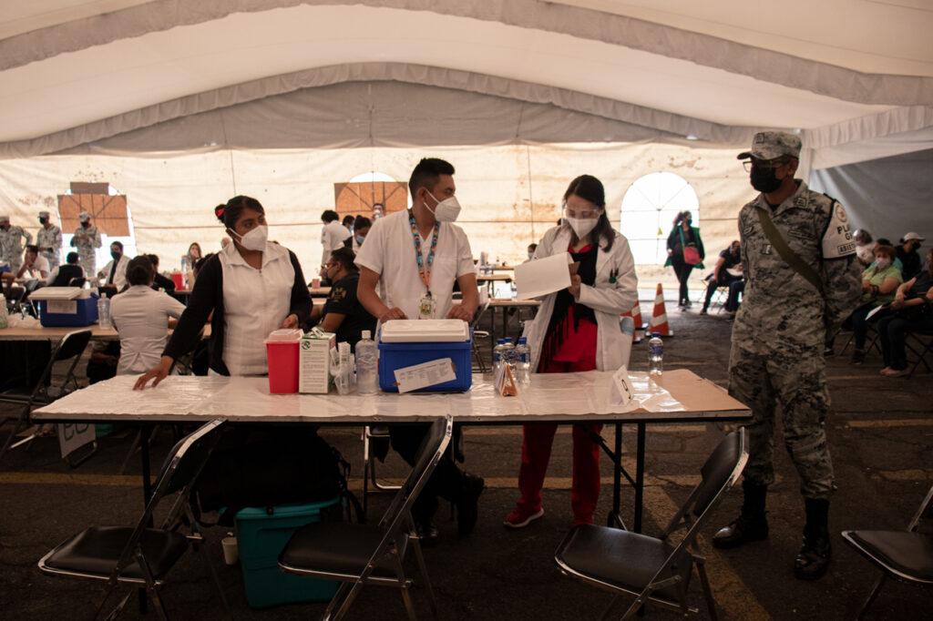 México: Enormes pendientes en salud