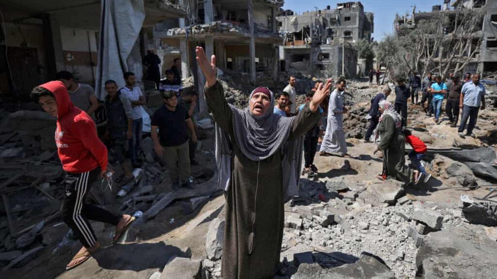 Una vez que termine la violencia en Israel y Gaza, no habrá un retorno a la 'normalidad'