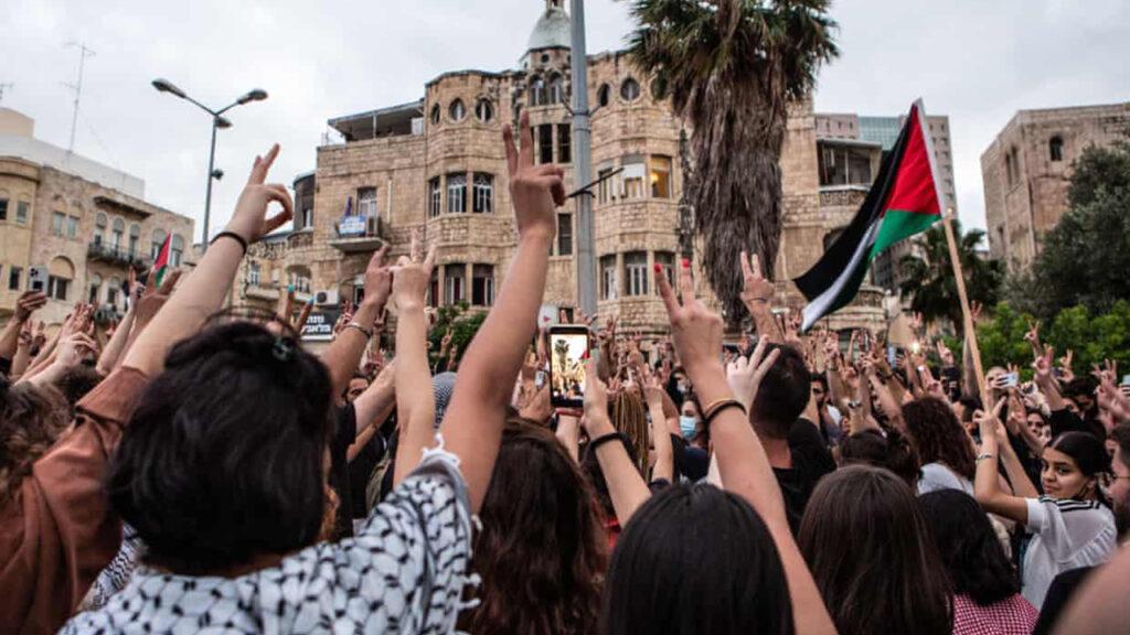 La convivencia pacífica en Israel no se ha roto, siempre ha sido un mito