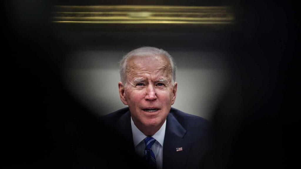 'Es como un iceberg volteado': el historiador Jon Meacham sobre Joe Biden