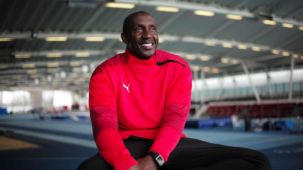Linford Christie: el velocista más rápido de Gran Bretaña habla de su carrera, el patriotismo y la perseverancia