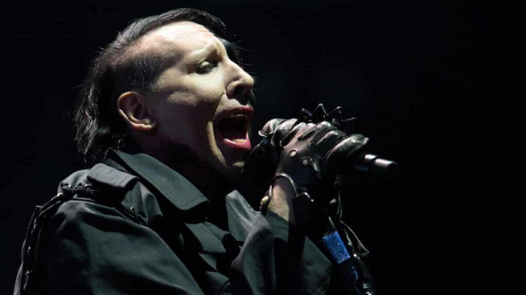 Marilyn Manson: emiten orden de arresto por supuesto ataque en 2019