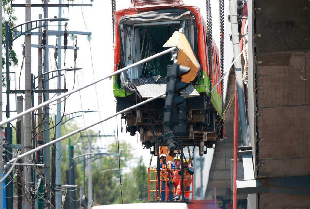 Línea 12: La Fiscalía de CDMX no logra, por ahora, imputados por el colapso