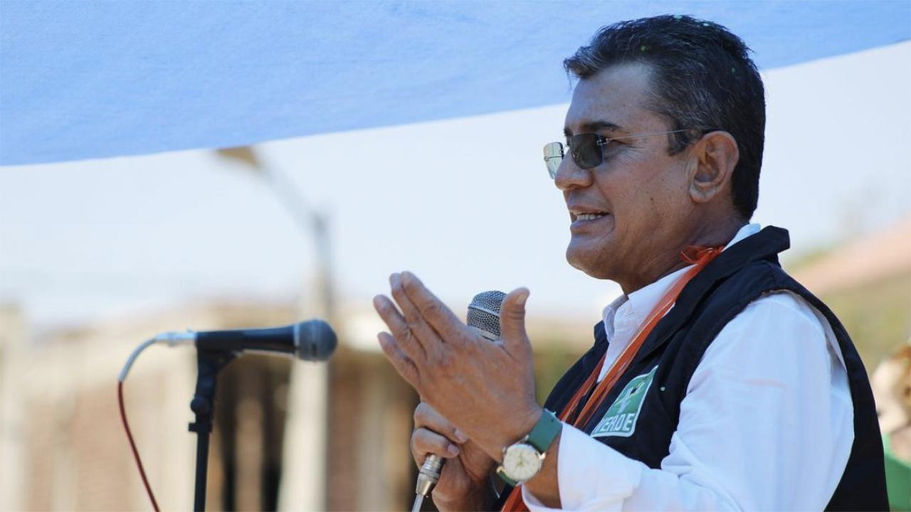 candidato en Michoacán- Omar Plancarte