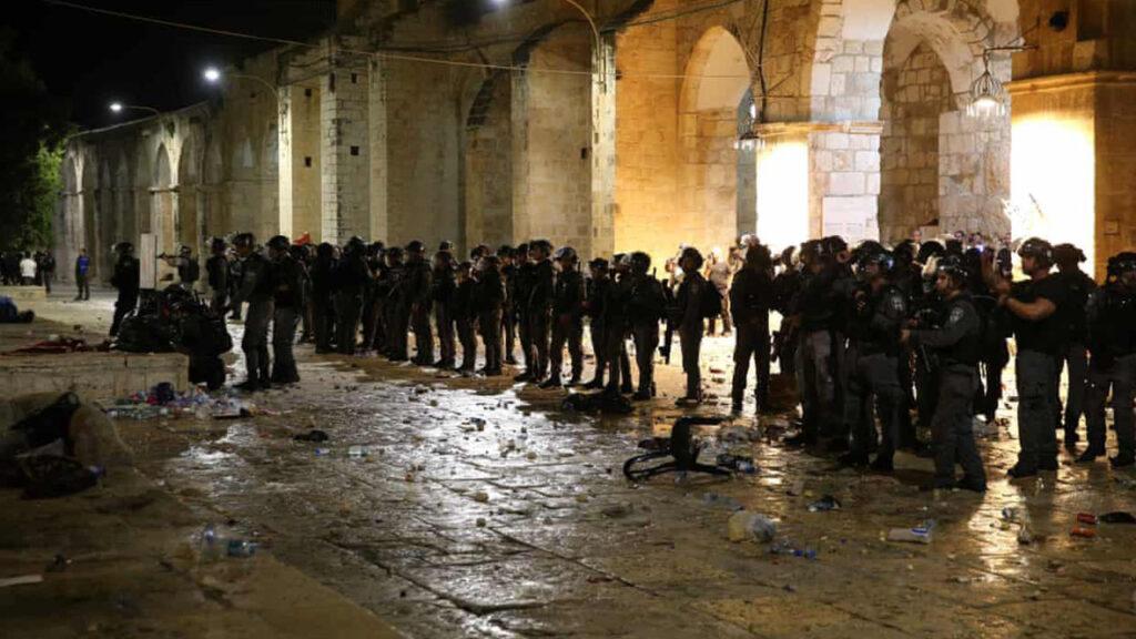 El desafío frente a la agresión israelí da esperanza a los palestinos de todo el mundo