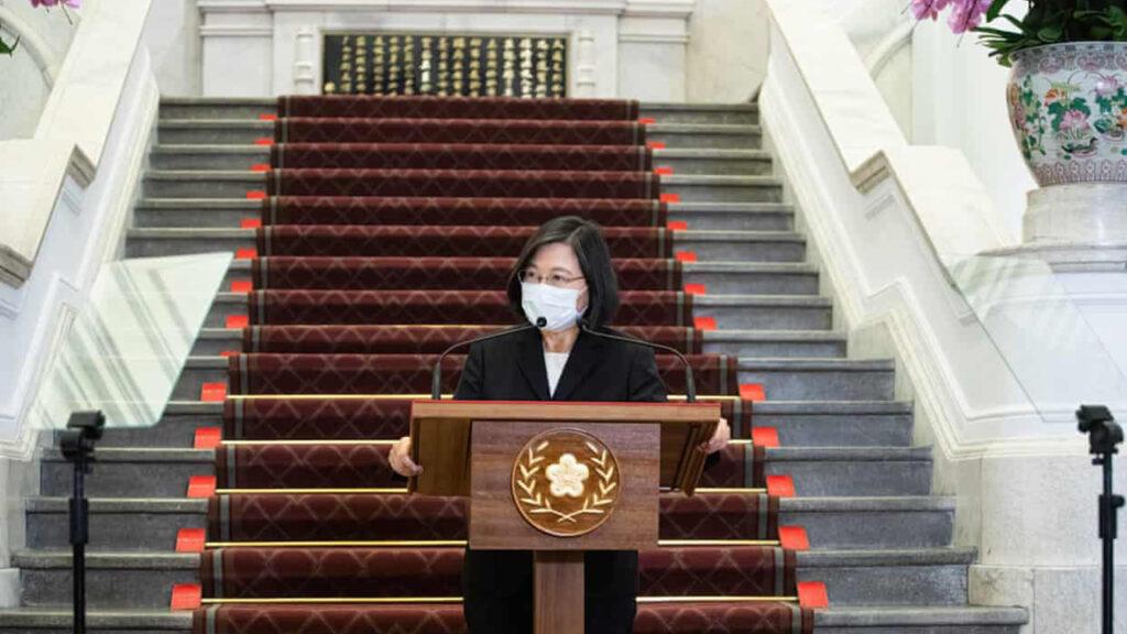 Taiwán acusa a China de interferir con los acuerdos de las vacunas para Covid-19