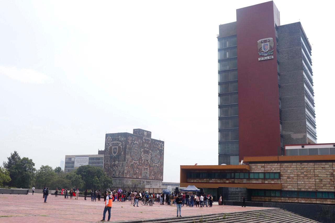 UNAM ciclo escolar