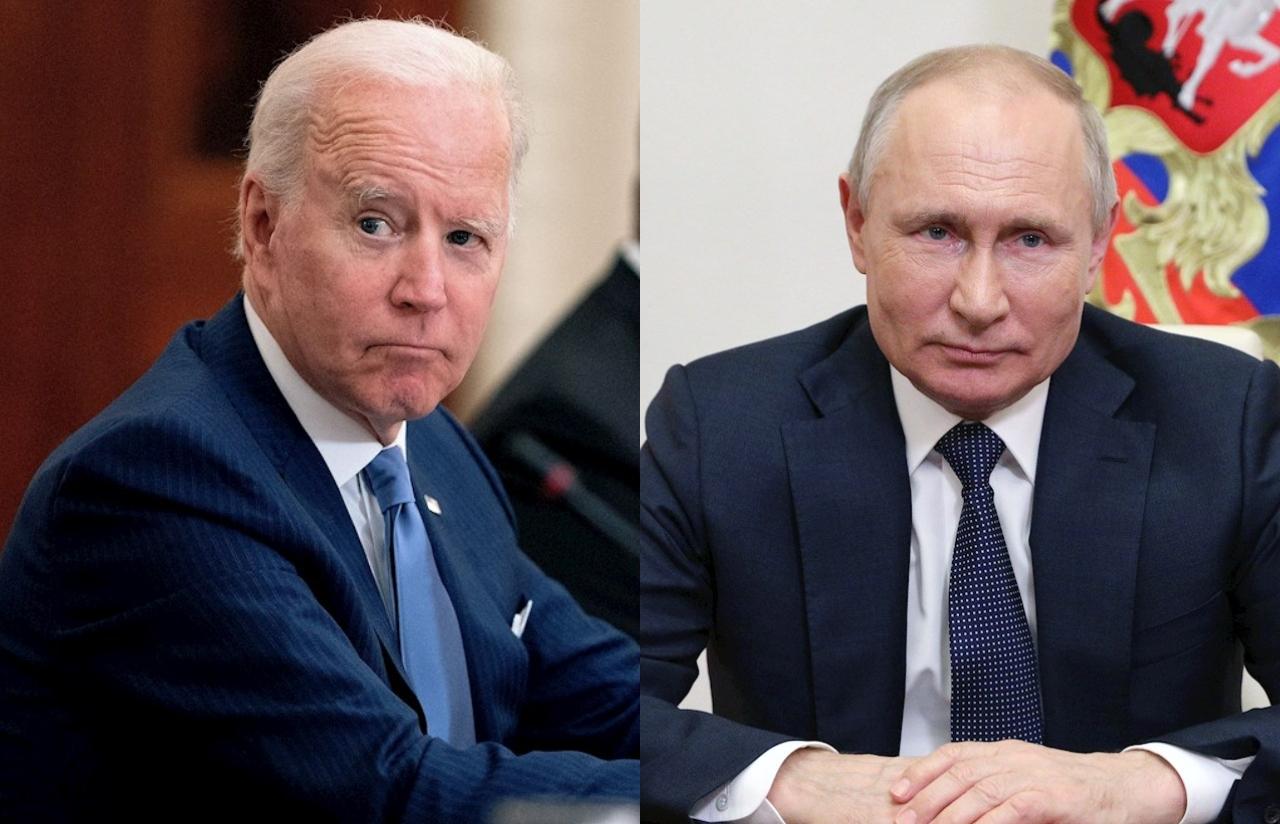 Biden y Putin reunión