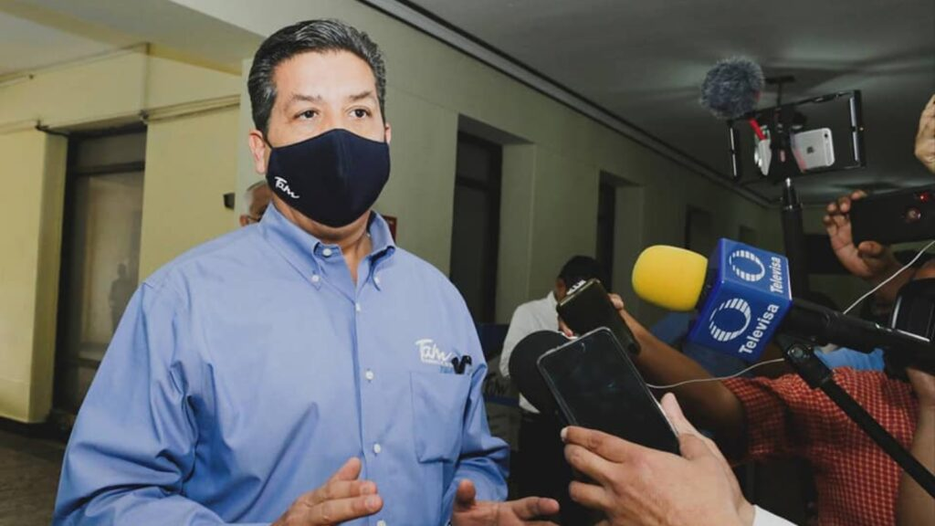 Cabeza de Vaca seguirá como gobernador de Tamaulipas