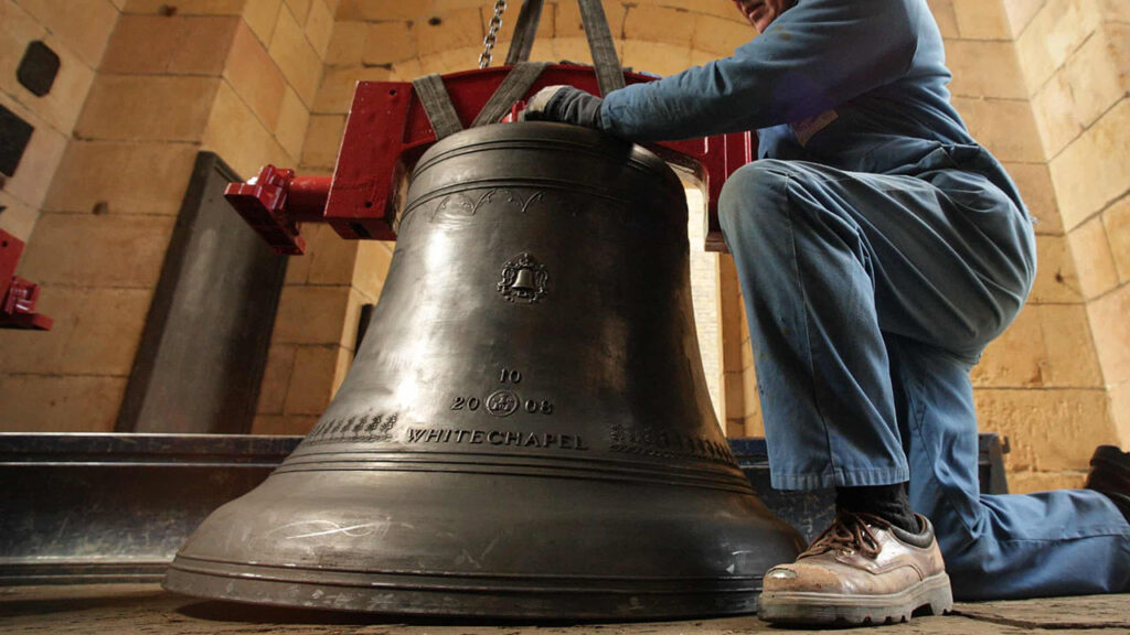 Las campanas vs el hotel boutique: la batalla para salvar la fábrica más antigua de Gran Bretaña