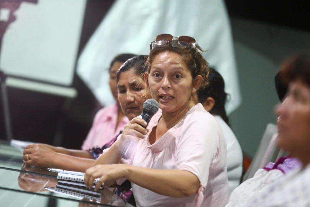 María Elena Carbajal dice que cuando la esterilizaron, la mutilaron