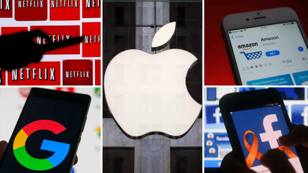 Acusan a las tecnológicas 'Silicon Six' de inflar sus pagos de impuestos en casi 100 mil mdd
