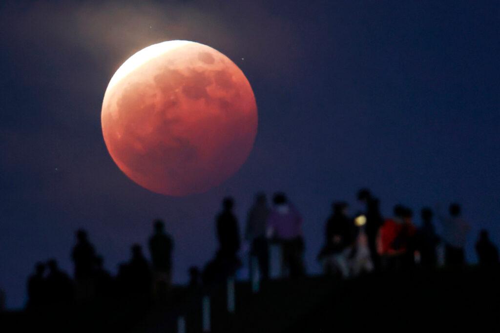 Luna de sangre: ¿cuándo y cómo se podrá ver en México?
