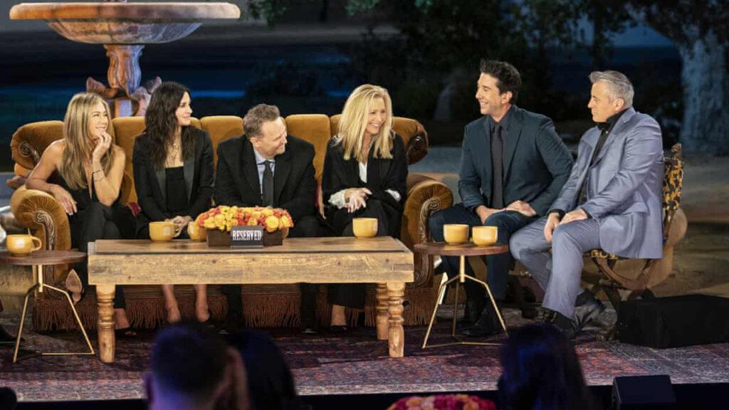 El reencuentro de 'Friends': el bueno, el malo y el Bieber