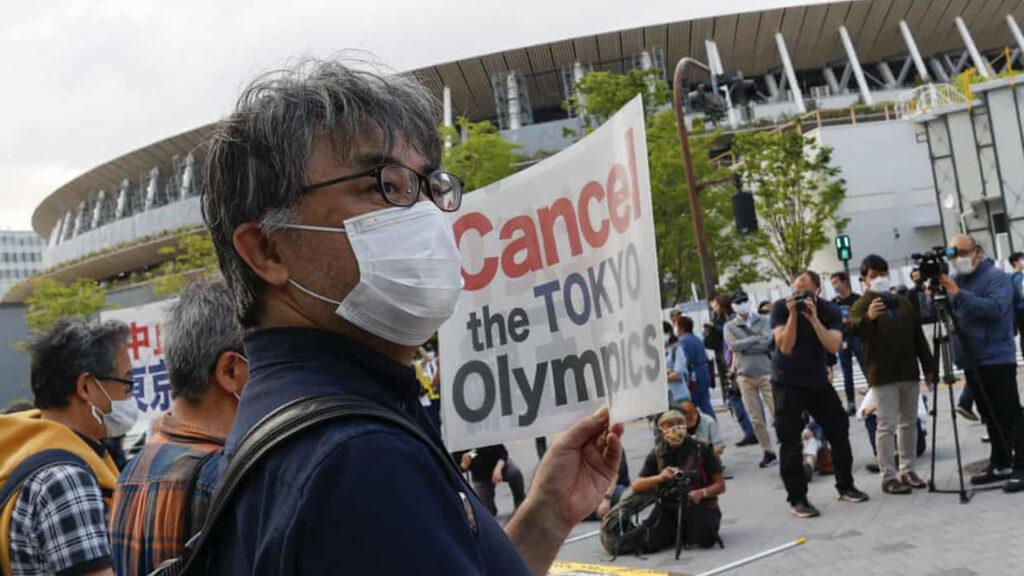 Tokio 2021: 60% de los japoneses quiere que se cancelen los Juegos Olímpicos